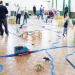 Track Party Events, Come and play! Trains, cars AND dinosaurs!